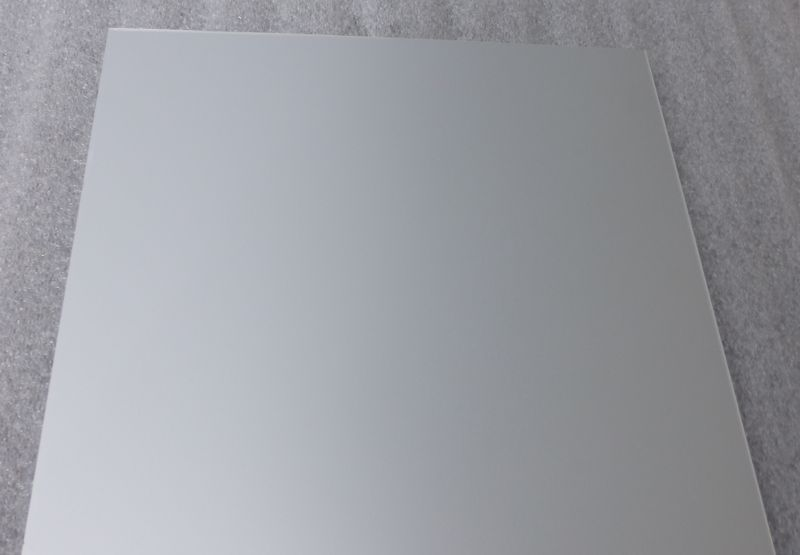 Satin Anodised Aluminium Sheet