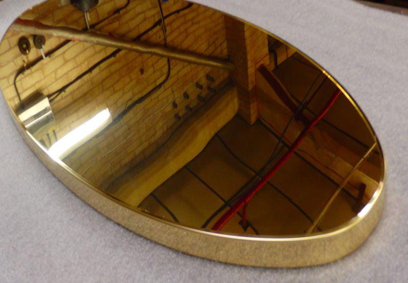 Mirror Brass Sheet