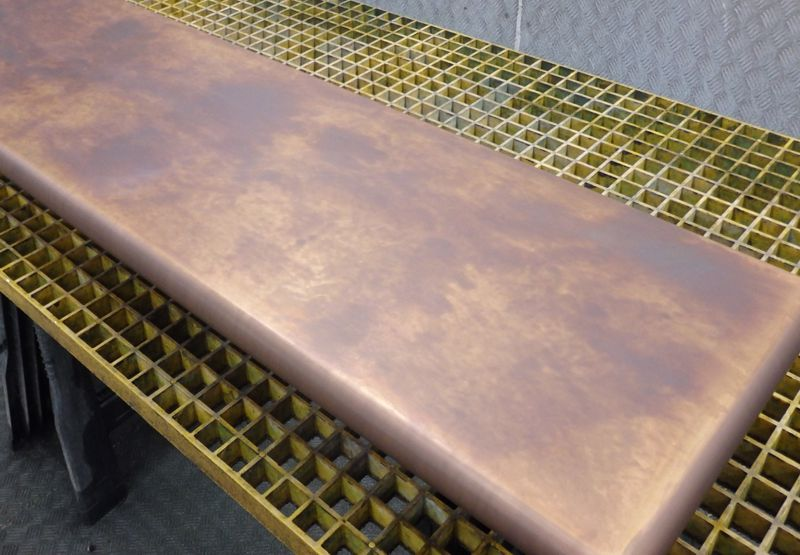 Aged Copper Sheet