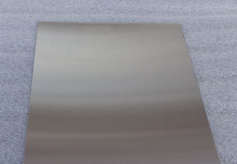 Brushed Stainless (DP1)Steel Sheet Grade 304