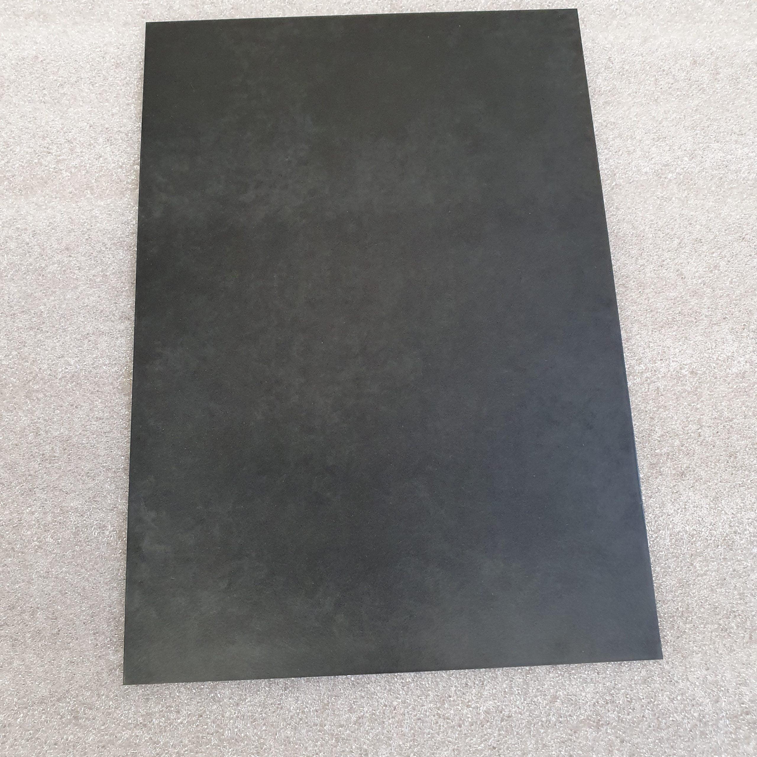 Dark Patina Zinc Sheet