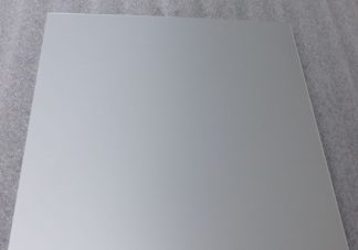 Satin Anodised Aluminium Sheet