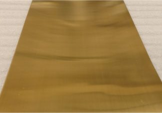 Soft Natural Brass Sheet