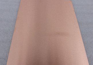 Brushed Copper Sheet