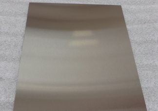 Brushed Stainless (DP1) Steel Sheet Grade 430