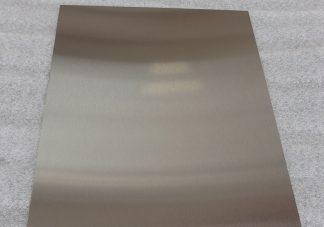 Brushed Stainless (DP1) Steel Sheet Grade 430