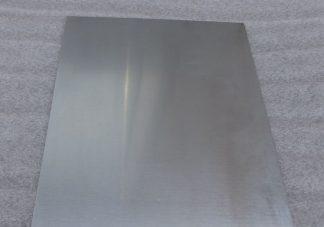 Natural Zinc Sheet
